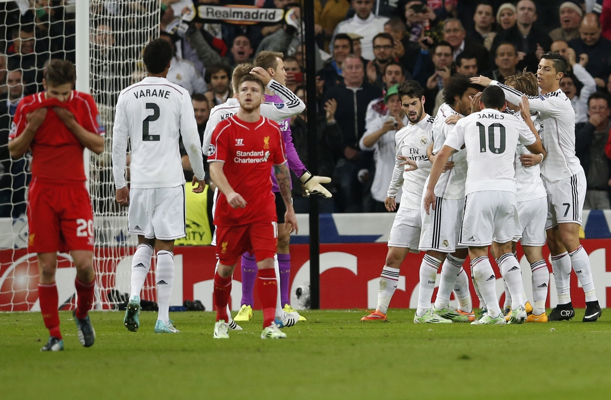 Real Madrid vs Liverpool Betting Tips 26.05.2018