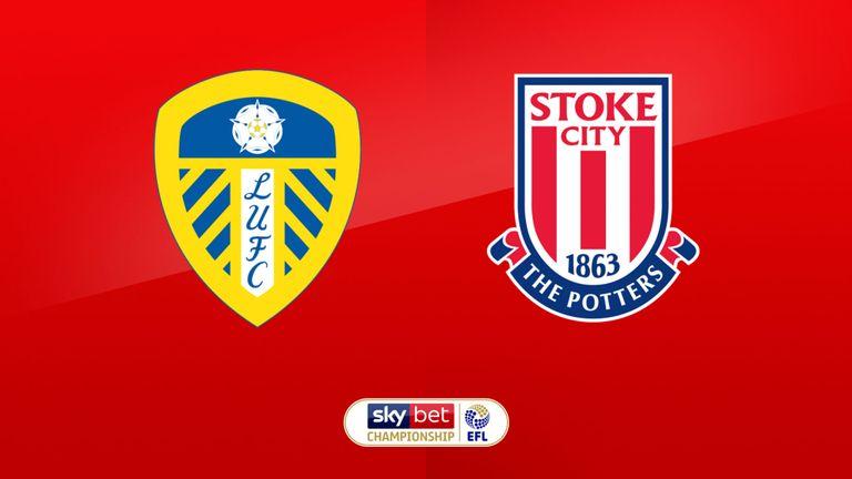 Leeds vs Stoke Championship